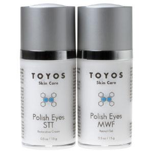 polish eyes